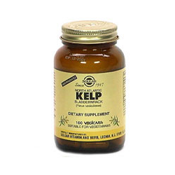 North Atlantic Kelp Vegetable Capsules
