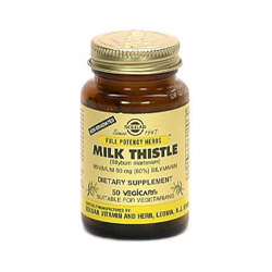 Fp Milk Thistle Vegetable Capsules