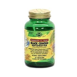 Sfp Black Cohosh Root Extract Vegetable Capsules