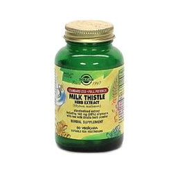 Sfp Milk Thistle Herb Extract Vegetable Capsules