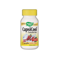 Capsicool Controlled Heat