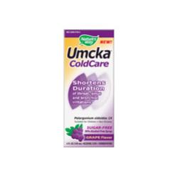 Umcka Coldcare Sugar-Free Syrup (Grape)