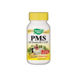 PMS With Vitamin B6 & 5-HTP