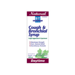 B&T Daytime Cough & Bronchial Syrup