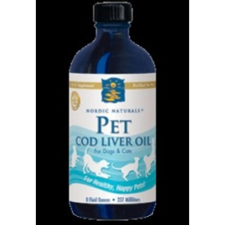 Pet Pet Cod Liver Oil Unflavored