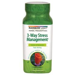 3-Way Stress Sys 175cc sq