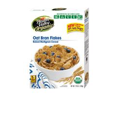 Organic Oat Bran Flakes