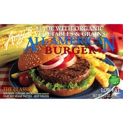 All American Veggie Burger 10 oz.