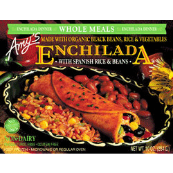 Black Bean Enchilada Whole Meal