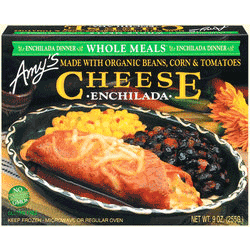 Cheese Enchilada Whole Meal