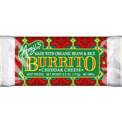 Burrito Bean Rice & Cheese 6oz