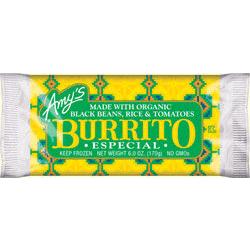 Especial Burrito