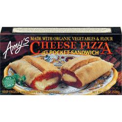Cheese Pizza Pocket