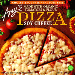 Soy Cheeze Pizza