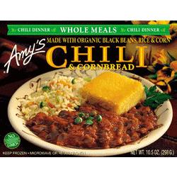 Chili & Cornbread Whole Meal