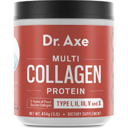 Dr. Axe Multi Collagen Protein POWDER
