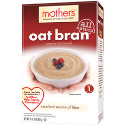 Oat Bran Creamy Hot Cereal