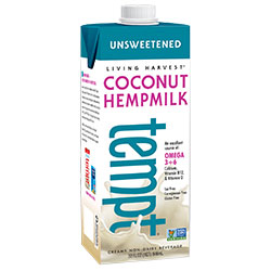 Tempt Coconut Hemp Milk Unsweetened