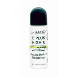 E Plus High C Roll-On Deodorant