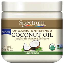 Coconut OIL, Organic, Unrefined