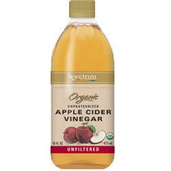 Organic Apple Cider Vinegar, Unfiltered