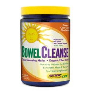 Organic Bowel Cleanse Powder