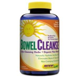 Organic Bowel Cleanse Caps