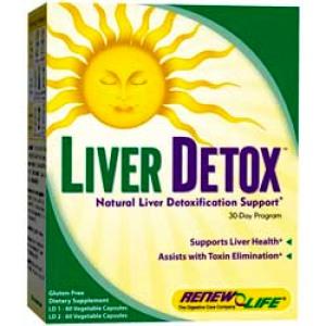 Liver Detox (2-part Kit)