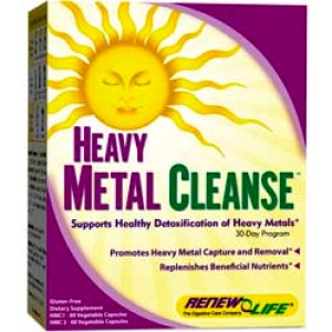 Heavy Metal Cleanse (2-part Kit)