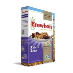 Organic Raisin Bran Cereal