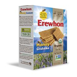 Organic Honey Graham Crackers