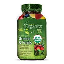 Nutrientdense Greens & Fruits