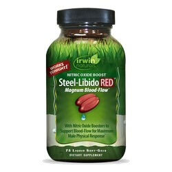 Steel-Libido Red