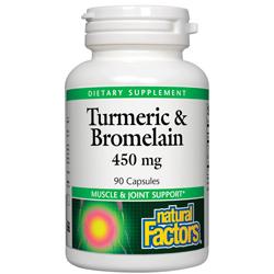 Turmeric & Bromelain 300mg/150mg