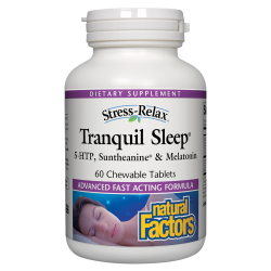 Stress-Relax Tranquil Sleep Chewable