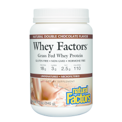Whey Factors Drink Mix Chocolate