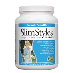 SlimStyles� Weight Loss Drink Mix French Vanilla