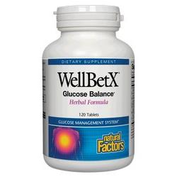 Wellbetx Glucose Balance