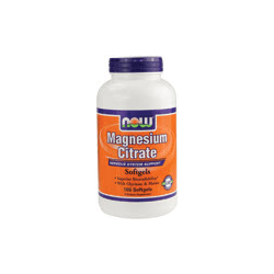 Magnesium Citrate Softgels