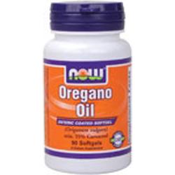 Oregano OIL ENT. Coated