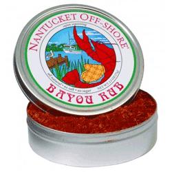 Spice Rub, Bayou