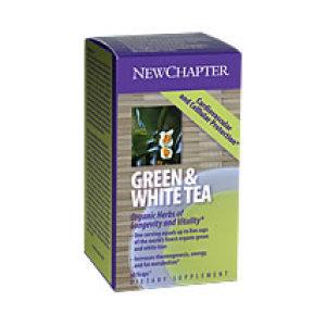 Green & White Tea Forcee