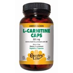 L-carnitine 500 W/b-6 30 (c)