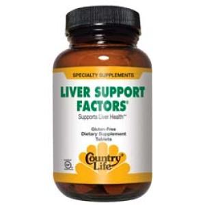 Liver Support Factors 50