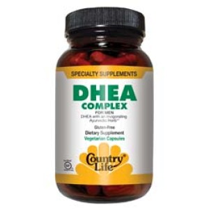Dhea Complex For Men 60 Caps