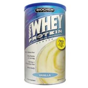 100% Whey Prot Vanilla 13.9 Oz