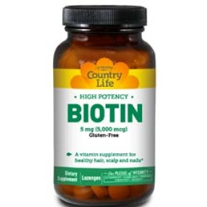 Super Biotin Vegi 5 Mg (60)
