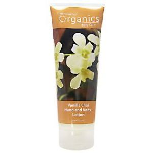 Organic Vanilla Chai Lotion
