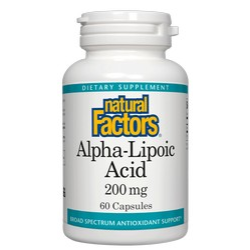 Alpha-Lipoic Acid 200mg