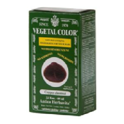 Vegetal Copper Chestnut